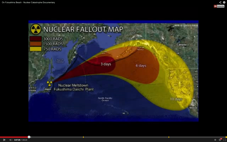 Fukushima-Fallout