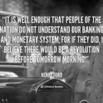 Henry Ford-Banks